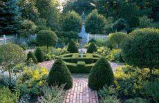 Мусульманский стиль садового дизайна