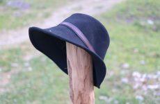 Антикризисные способы ухода за шляпами из фетра