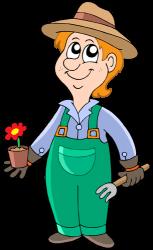 дядя Вася садовод