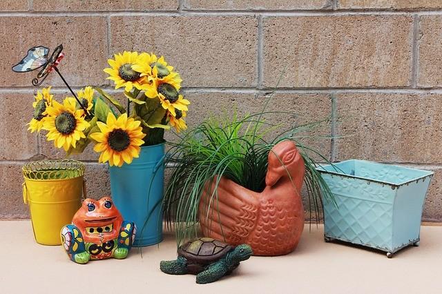 Нужны ли комнатные растения и цветы в интерьере