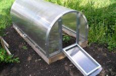 Использования теплиц из сотового поликарбоната